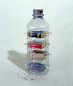 recycling plastic bottles: creative and clever with plastic bottles - crafts ideas - crafts for kids by laura Plastic Bottle Crafts, Recycle Plastic Bottles, Diy Pet, Crafts For Kids, Diy Crafts, Ideias Diy, Soda Bottles, Water Bottles, Recycled Bottles