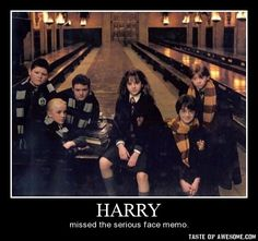 Get it together Harry!