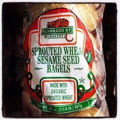 Favorite Bagels! All natural ingredients. No added sugar:)