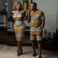Gorgeous mens african fashion looks 2606 Couples African Outfits, African Clothing For Men, African Shirts, Couple Outfits, African Attire, African Wear, Tribal Clothing, African Style, African Fashion Designers