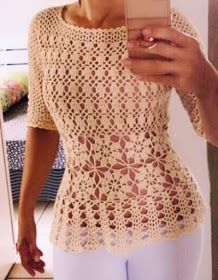 52 Free Easy Crochet Tops For This Summer 2019 - Page 12 o Gilet Crochet, Crochet Jacket, Cotton Crochet, Crochet Cardigan, Easy Crochet, Cardigan Outfit Summer, Cardigan Outfits, Crochet Dress Outfits, Crochet Clothes