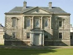 Evenley Hall, near Brackley, Northamptonshire (Best Country Houses) English Architecture, Georgian Architecture, Classic Architecture, Cool Mansions, English Manor Houses, Georgian Homes, Georgian Mansion, Unusual Homes, Grand Homes