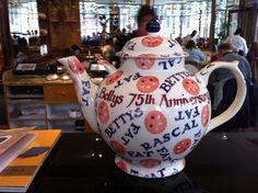 Emma Bridgewater Betty's Tea Rooms Gallon Teapot