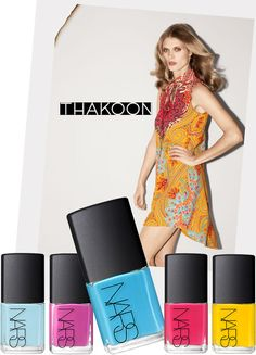 NARS. Thakoon. Collaboration. Now available for pre-order! Pardon us while we catch our breath.