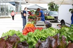 Don't miss out on today's #EskenaziHealth Farmers' Market from 11:30 a.m. to 1:30 p.m. Meals On Wheels will be making a special appearance and selling produce from their Sol Center garden! Every $3 spent at their booth buys a meal for one of Indy's senior, disabled, or critically-ill homebound neighbors. We hope to see you there!