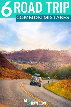 Don't make these common road trip mistakes on your next vacation. Find out what to avoid and how to prepare before you leave home on your next family road trip. Time To Leave, Make Up Time, Road Trip With Kids, Family Road Trips, Road Trip Essentials, Road Trip Hacks, Road Trip Destinations, Leaving Home, Colorado