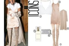 Get the look : Kendall Jenner