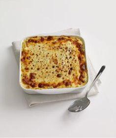 Spaghetti Squash Casserole With Ricotta and Spinach recipe