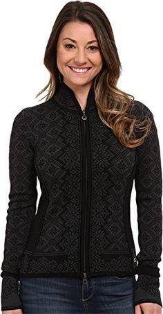 9f250300eb Dale of Norway Womens Christiania BlackDark Grey Sweater 2XL Womens 2022    Read more at the