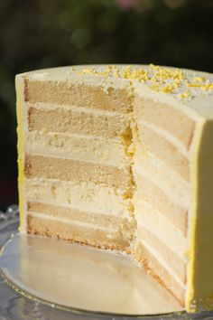 Anther Pinner said: lemon cheesecake gluten free cake, with other fab tips on gluter free cooking. i think natalie willis is the rightful world-queen of cake cake cake cake! Gluten Free Deserts, Gluten Free Sweets, Gluten Free Cakes, Foods With Gluten, Dairy Free Recipes, Gluten Free Kitchen, Gluten Free Cooking, Vegan Gluten Free, Gluten Free Cheesecake