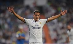 Liverpool target Lucas Vazquez has agreed a new five-year deal with Spanish giants Real Madrid. Gazzeta Dello Sport revealed in the summer that Reds boss Jurgen Klopp was a keen admirer of the but couldn't tempt the Spaniard away from the Bernabeu. Ronaldo, Real Madrid, Lucas Vazquez, Latest Football News, Great Team, 25 Years Old, Hd Images, Very Well, Liverpool
