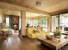 Maison en bois #bois #wood