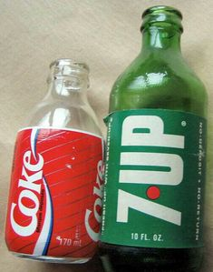 remember when soda labels were made of styrofoam