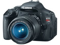The Canon EOS Rebel T3i Review: Everything You Need to Know