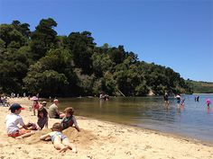 "Hearts Desire beach in West Marin - I think this is also referred to as ""Chicken Ranch"" Beach and I've heard awesome things about it..."