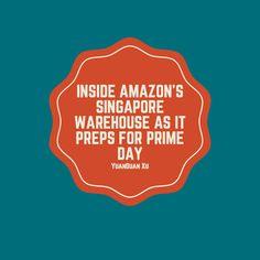Stay Tuned, Ecommerce, Warehouse, Loom, Singapore, Prepping, Entrepreneur, Amazon, News