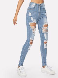 36eaf08c9 37 mejores imágenes de Jeans en 2019 | Ropa, Pantalones y Jeans