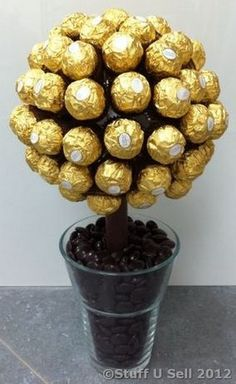 candy trees, sweet trees, gift ideas, centre pieces, sweet tabl, centr piec, desert table, hostess gifts, table centerpieces