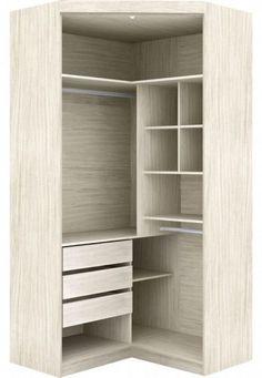 Corner Wardrobe Closet, Wardrobe Room, Wardrobe Design Bedroom, Closet Bedroom, Closet Built Ins, Closet Layout, Closet Remodel, Build A Closet, Cupboard Design