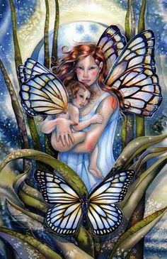 Fairy Mother and Baby - Bing Images