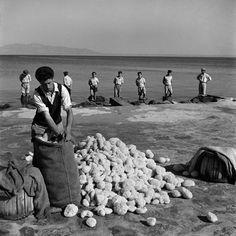 Dimitrios Harissiadis, Island of Kalymnos, 1950 Greek History, Roman History, Greek Town, Zorba The Greek, Great Photographers, Athens Greece, Portraits, Photo Archive, Crete
