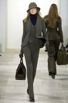 Sfilate Ralph Lauren Collection - Collezione Autunno/Inverno 2006/2007 - Collezione - Vanity Fair