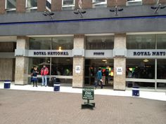 Royal National Hotel in Camden Town, Greater London