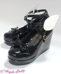 Angelic Pretty Angelシューズ
