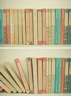 Books :: Falling by Cassia Beck on flickr.  Something very wowy about this.