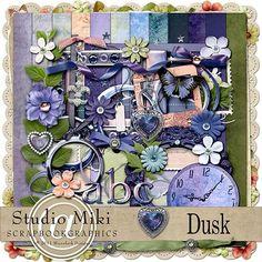 Dusk Page Kit