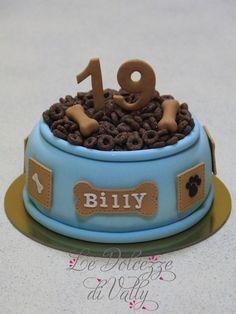 Dachshund cake sausage dog simple birthday cake tutorial httpsi