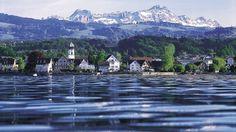 Lake Constance (Bodensee), Switzerland