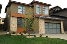 Wonderful Shoff Garage Door Auction See More Westpoint Estates Reaction Calgary Ab  Truman Homes Contemporary Exterior Love