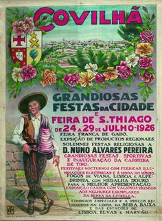 Vintage Advertising Posters, Old Advertisements, Vintage Travel Posters, Vintage Ads, History Of Portugal, Poster Ads, Old Maps, Illustrations Posters, Vintage Posters