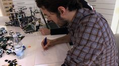 Designing the Lego City | National Geographic Channel - Learn how Lego designers create new playsets