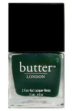 "Butter London ""British Racing Green"""