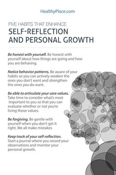 Understanding the importance of self reflection and it's importance for personal growth. Don't dwell on the negative - take a positive perspective and use it as a stepping boards for self improvement & growth