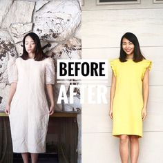 Mom Transforms Frumpy Clothes into Impeccably Stylish Outfits