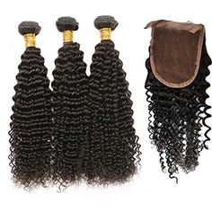 Sunny 300gram 18 Zoll/45cm Komplett Kopf Afro Kinky Gelockt Echthaar Tressen mit 1pc 12 Zoll Lace Closure Human Hair Extensiosn zur Herstellung einer Perucke Sunny Hair Beauty http://www.amazon.de/dp/B019JODKC2/ref=cm_sw_r_pi_dp_cPQ.wb0A8QXF4