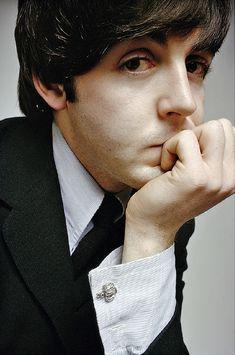 Paul McCartney, January 1965