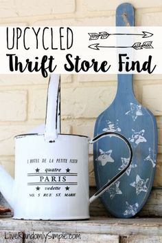 Upcycled Thrift Store Find | Live Randomly Simple