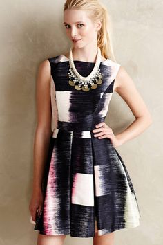 5 Dress Trends, 30 Flawless Work-Ready Styles #refinery29  http://www.refinery29.com/work-shift-dresses#slide11