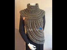 Tutorial Chaleco Fácil y Rápido a Ganchillo | Crochet - YouTube