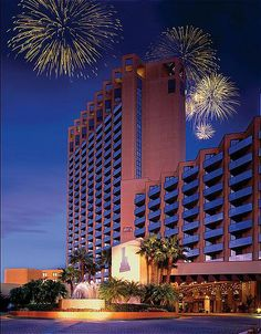Buena Vista Palace Hotel & Spa :) Staying here my first day in Disney <3 Can't wait to watch fireworks with the kiddos!