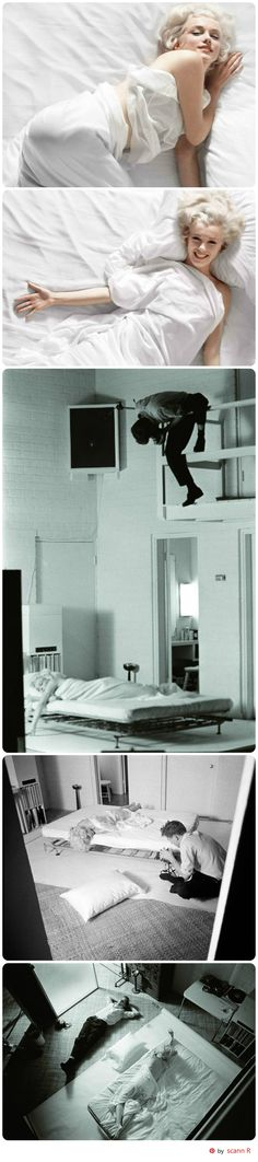 Photographers @ work | Look & Learn | Marilyn Monroe photographed by Douglas Kirkland, 1961