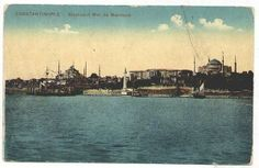Old age in İstanbul