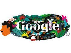 Image result for Gabriel García Márquez google doodle