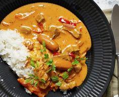 Jubii Mail :: Denne uges populære i mad og drikke Food N, Food And Drink, Cooking Recipes, Healthy Recipes, Recipes From Heaven, Calories, I Love Food, Food Inspiration, Dinner Recipes