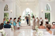 beautiful wedding chapels - Google Search