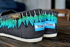 These are literally my favorite TOMS I've seen on here so far. ADORABLE